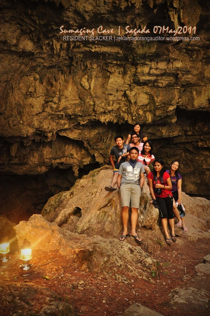 North-Bound 2.2: SAGADA – Caving at Sumaging