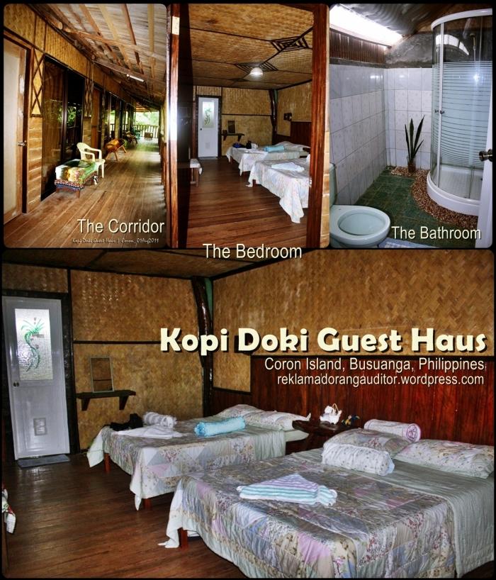 Koipi Doki Guest Haus | Coron, Philippines