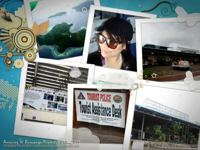 Travelling alone to Busuanga  --click on image for a full view
