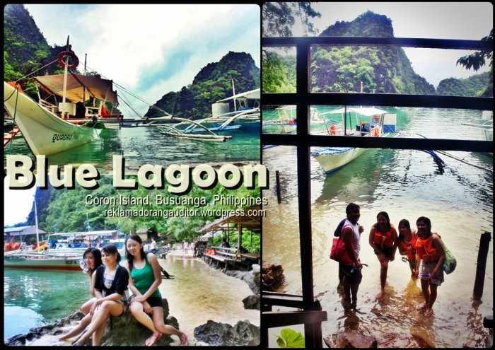 Blue Lagoon | Coron, Philippines