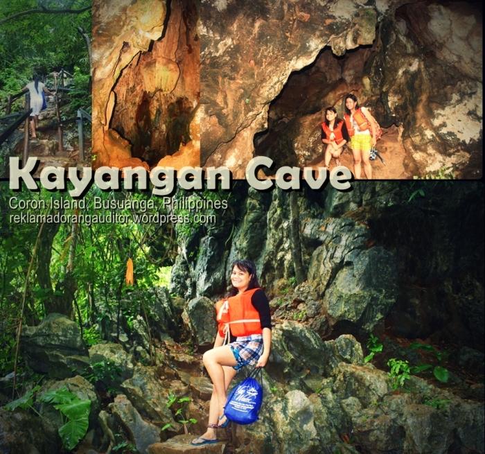 Kayangan Cave | Coron, Philippines