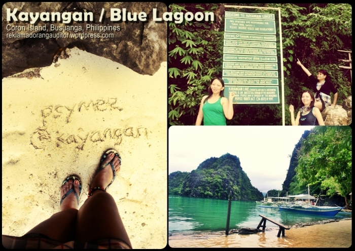 Kayangan / Blue Lagoon | Coron, Philippines