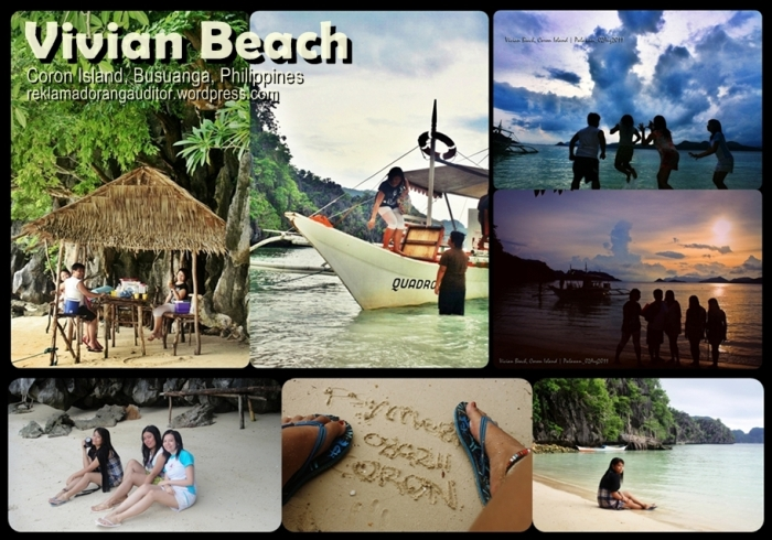Vivan Beach | Coron, Philippines