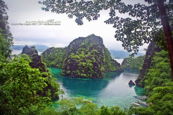 CORON: Island Hopping and Snorkeling Even if it's Raining!
