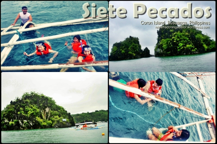 Siete Pecados_Coron Island Philippines