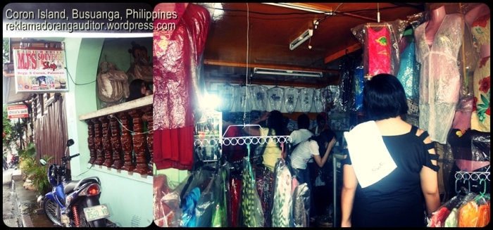 MJ's Souvenir Shop | Coron, Philippines