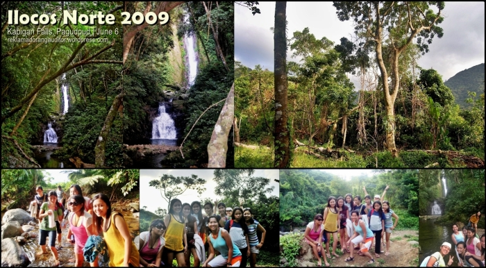 Kabigan Falls | Pagugpud Ilocos Norte