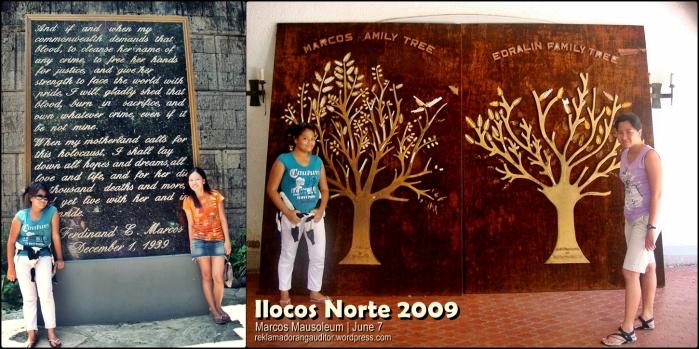 Marcos Mausoleum | Ilocos