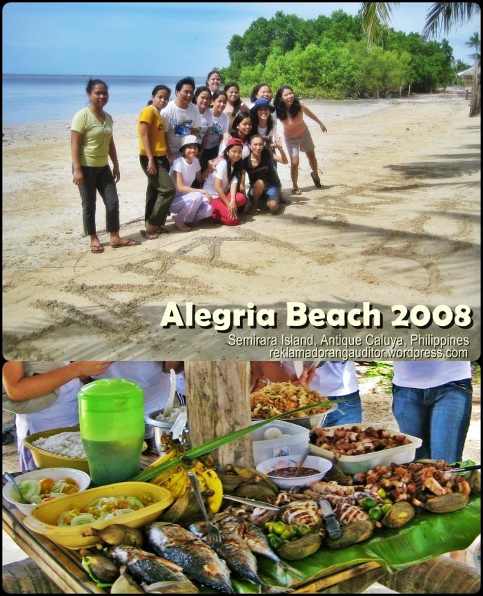 Alegria Beach | Semirara Island, Antique, Philippines