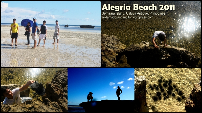 Alegria Beach | Semirara Island, Antique, Philippines