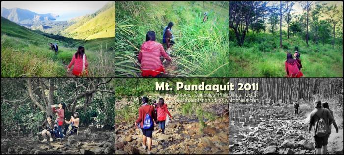 Mt. Pundaquit --pahirapan sa pag-upload! whew! :p