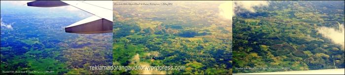 Bohol --aerial view :)
