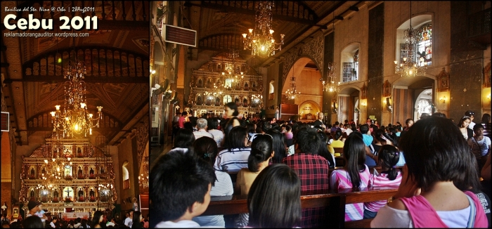 Basilica de Sto Niño | Cebu, Philippines