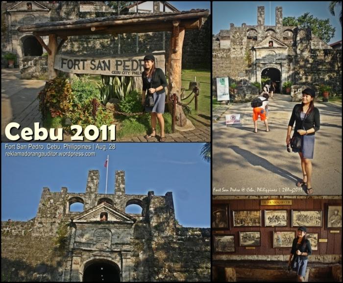 Fort San Pedro | Cebu City, Philippines
