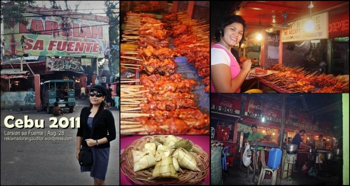 Larsian sa Fuente | Cebu City, Philippines