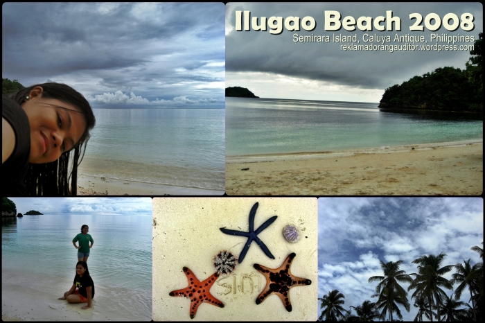 Ilugao Beach 2008 | Semirara Island, Antique, Philippines