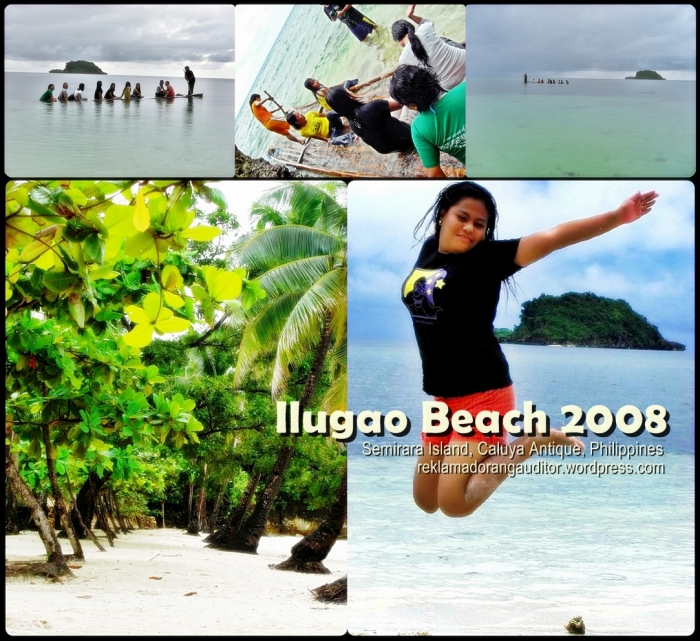 Ilugao Beach 2008 | Semirara Island, Caluya Antique, Philippines