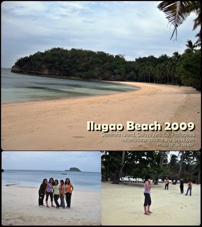 Ilugao Beach | Semirara Island, Antique, Philippines