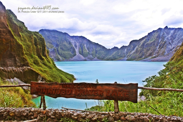 Mt. Pinatubo Viewdeck