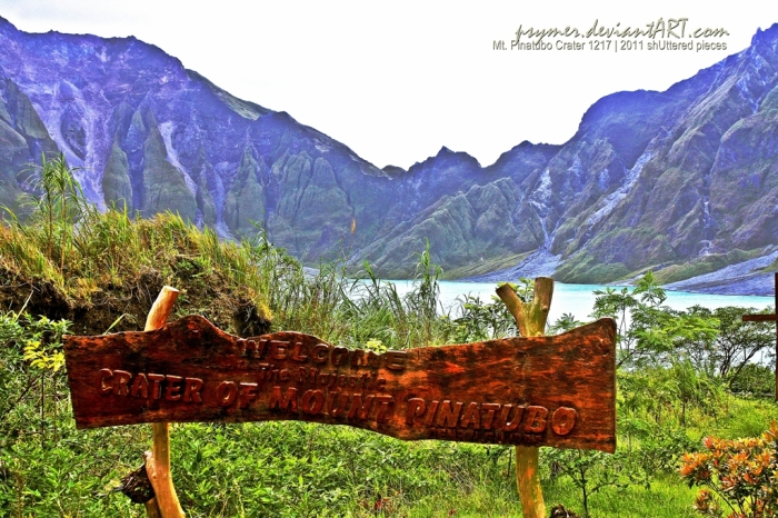 Trek to Mt. Pinatubo Crater, Winner!