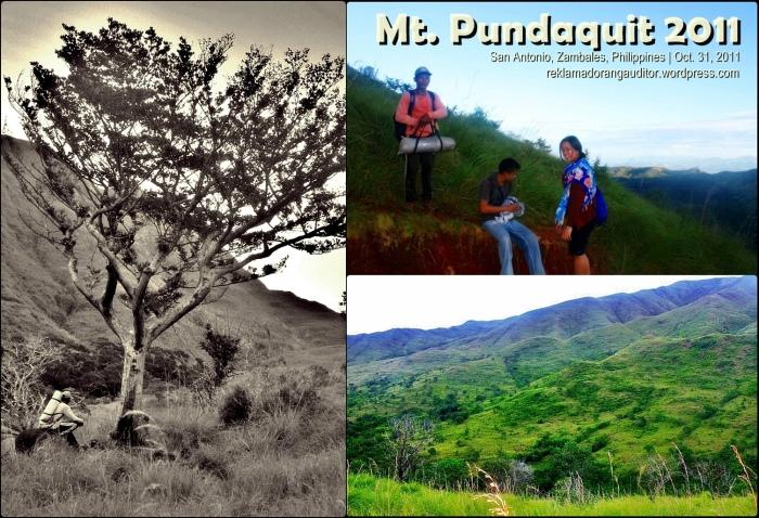 Mt. Pundaquit