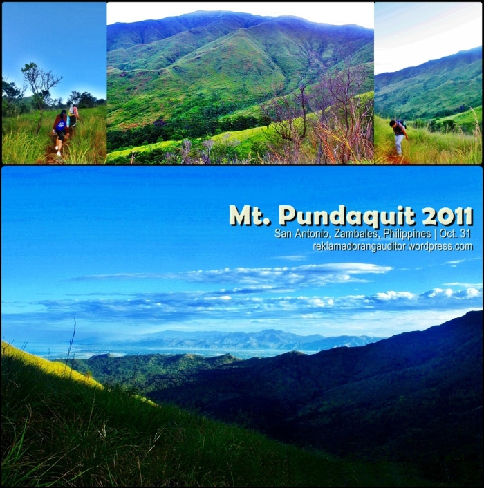 Zambales 1 of 3: Mt. Pundaquit's Summit
