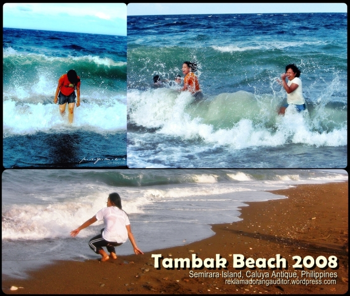 Tambak Beach | Semirara Island, Antique, Philippines