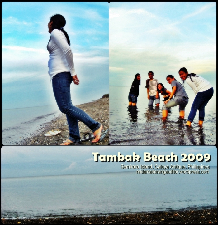 Tambak Beach | Semirara Island, Antique, Philippines