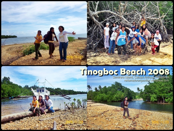 Tinogboc Beach | Semirara Island, Antique, Philippines