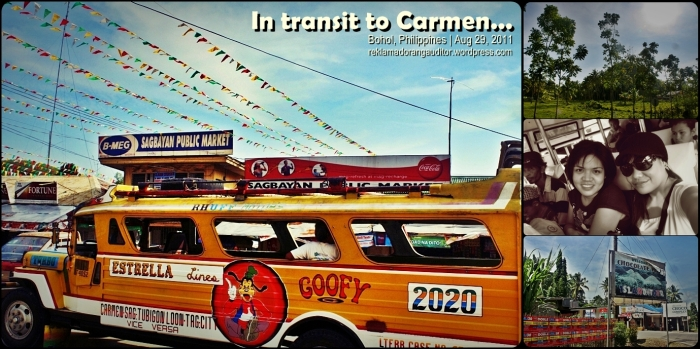 In transit to Carmen... ---click on image for a full view :)