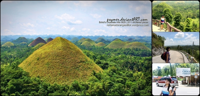 Chocolate Hills  --click on image for a full view :)