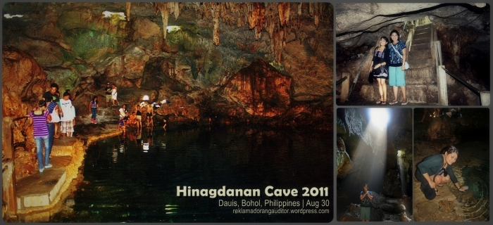 Hinagdanan Cave  --click on image for a full view :)