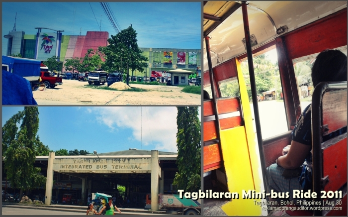 In transit from Tagbilaran Bus Station to Loboc..  --click on image for a full view :)