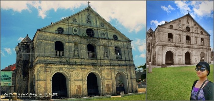 Loboc Church  --click on image for a full view :)