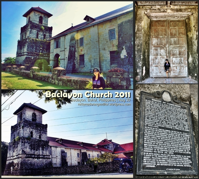 Baclayon Curch  --click on image for a full view :)