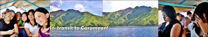 Caramoan_In transit to Caramoan