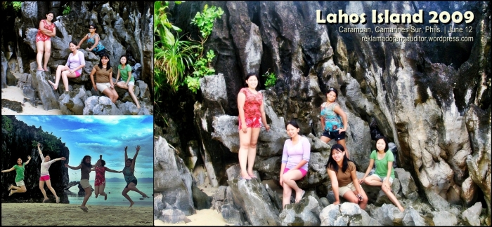 Caramoan: Lahos Island