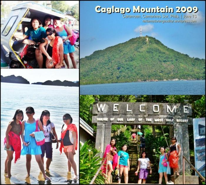 Caramoan: To Caglago Mountain