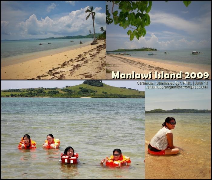 Caramoan: Manlawi Island