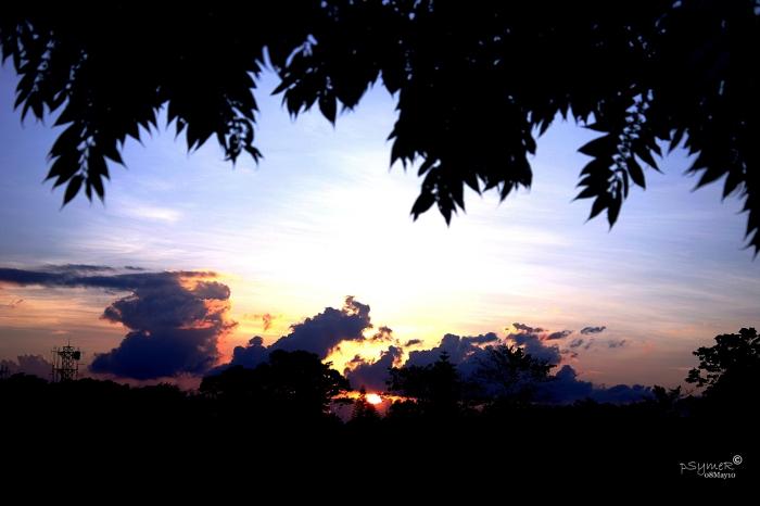 Tagaytay Sunset <3