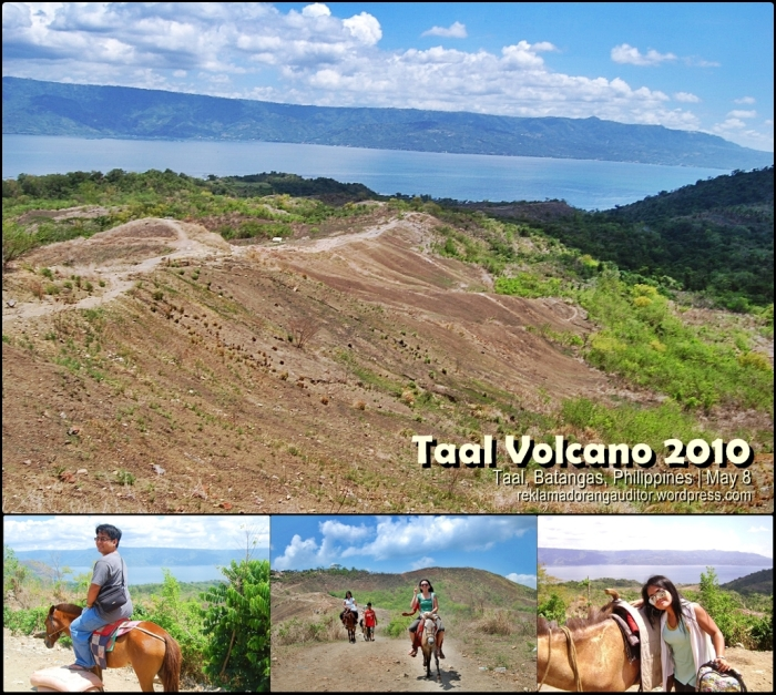 Taal: On our way down... --click image for a full view