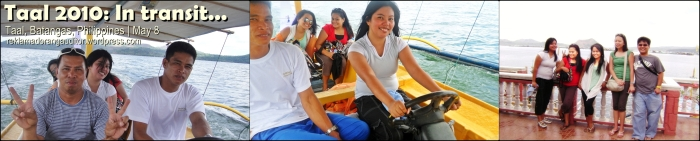 Taal: In transit... --click image for a full view...