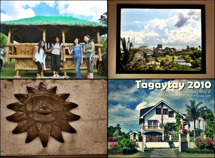 Tagaytay Tambay :) Picturan sa may Morning Side Hills Hotel :) ---click image for a full view.