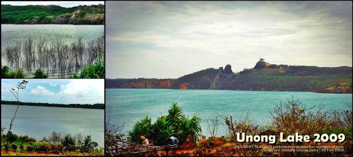 Semirara Island Invasion: The Unong Lake that I Love