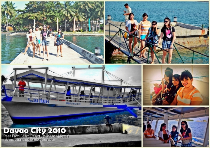 On our way to Pearl Farm Beach Resort  --click on image for a full view :)