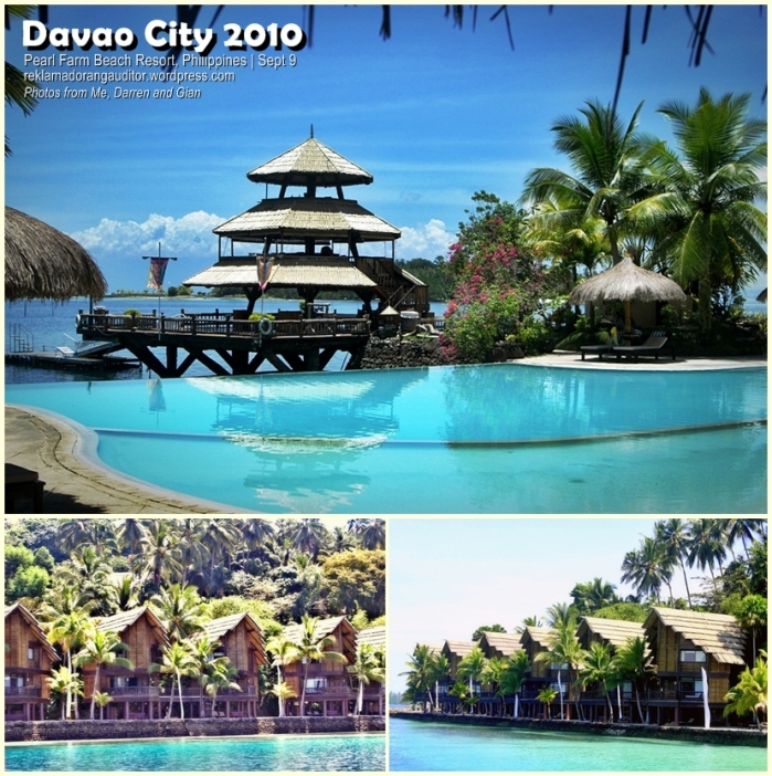 2010 Lakaw sa Davao (2 of 3): Pearl Farm Visit and City Tour Part 2