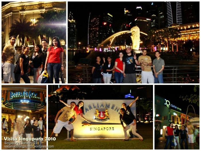 Week 2 in Singapore with new friends.. :)  --click on image for a full view