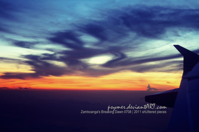 Zamboanga's Breaking Dawn  --click on image to take you to my deviantART page :)
