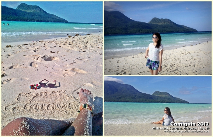 Relaxing at White Island ---Click on image for a full view :)