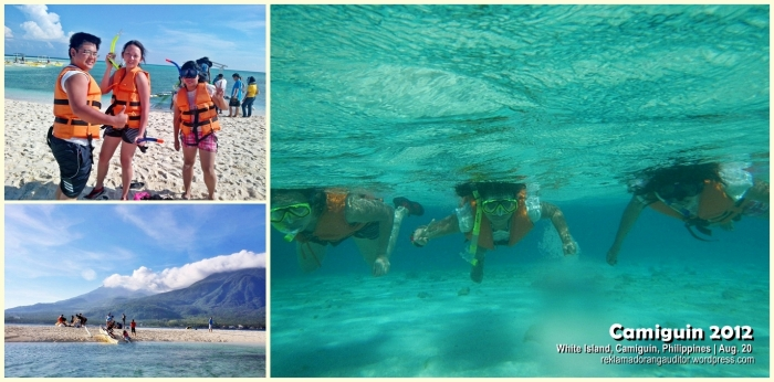 Epic Fail Snorkeling!  :D  --Click on image for a full view :)